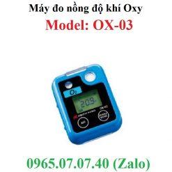 Máy đo khí Oxy cầm tay OX-03 RKI