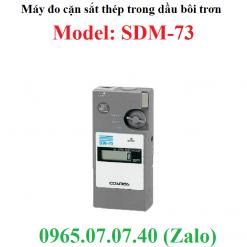 Máy đo cặn sắt thép trong dầu bôi trơn SDM-73 Cosmos