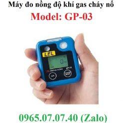 Máy đo khí gas cháy nổ GP-03 RKI