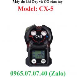 Máy đo khí Oxy và CO cầm tay CX-5 RKI