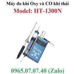 Máy đo khí Oxy và CO trong khí thải HT-1300N Hodaka