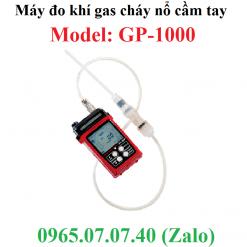 Máy đo nồng độ khí gas cháy nổ cầm tay GP-1000 RKI