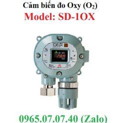 Đầu cảm biến đo khí Oxy trong không khí SD-1OX RKI
