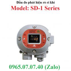 Đầu cảm biến phát hiện rò rỉ khí SD-1 Series RKI
