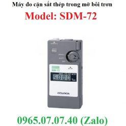 Máy đo cặn sắt thép trong mỡ bôi trơn SDM-73 Cosmos
