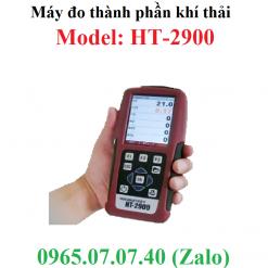Máy đo khí O2 CO CO2 SO2 NO NO2 HC HT-2900 Hodaka