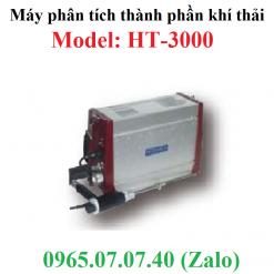 Máy đo khí O2 CO CO2 SO2 NOx HC trong khí thải HT-3000 Hodaka