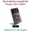 Máy đo khí Oxy trong khí thải HT-1200N hodaka