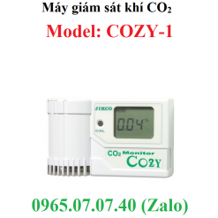 Máy đo giám sát khí CO2 COZY-1 JIKCO
