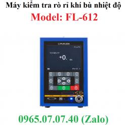 Máy đo kiểm tra rò rỉ khí bù nhiệt độ FL-612 Fukuda