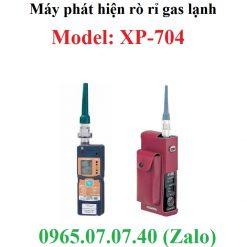 máy phát hiện rò rỉ khí gas nén lạnh XP-704 Cosmos