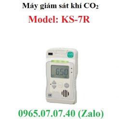 máy đo và giám sát nồng độ khí CO2 trong không khí KS-7R Cosmos