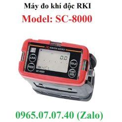 Máy đo khí độc SC-8000 RKI