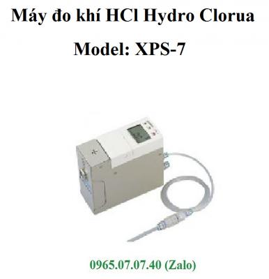 Máy đo khí Hydro Clorua HCl XPS-7 Cosmos