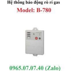 Hệ thống báo động rò rỉ gas B-780 Cosmos