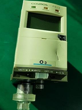 Máy, đầu cảm biến đo khí độc Ozone O3 PS-7 Cosmos