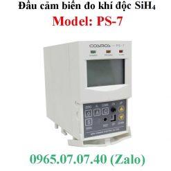 Đầu cảm biến đo khí độc Silan SiH4 PS-7 Cosmos