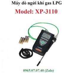 máy đo phát hiện rò rỉ gas LPG XP-3110 Cosmos