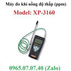Máy đo dò nồng độ khí gas LPG cháy nổ XP-3160 Cosmos