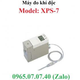 Các lỗi trên máy đo khí độc XPS-7 Cosmos