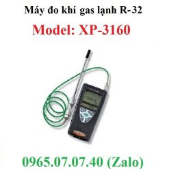Máy đo nồng độ khí gas lạnh R-32 XP-3160 Cosmos