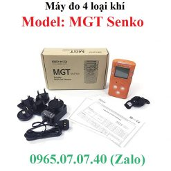 Máy đo đa khí độc MGT Senko