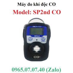 Máy đo cảnh báo khí độc CO SP2nd CO Senko