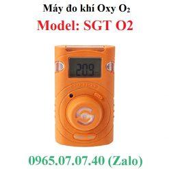 Máy đo cảnh báo khí Oxy O2 cầm tay SGT O2 Senko
