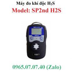 Máy đo cảnh báo khí độc H2S SP2nd H2S Senko