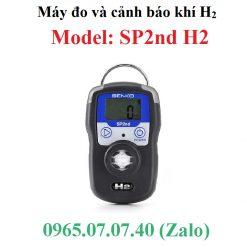 Máy đo cảnh báo khí Hydrogen SP2nd H2 Senko