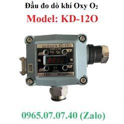 Đầu cảm biến đo dò khí Oxy O2 KD-12O Cosmos
