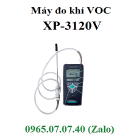 Máy đo hợp chất VOC thường đo XP-3120V Cosmos