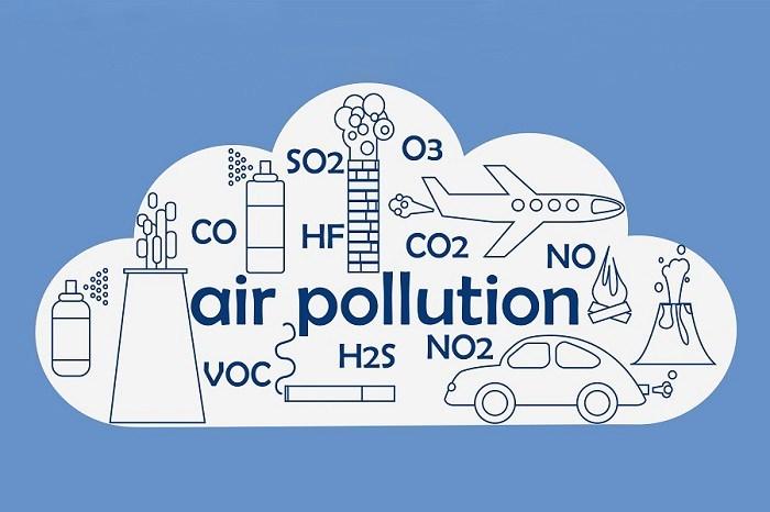 Những khí độc ô nhiễm không khí