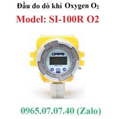 Đầu cảm biến đo giám sát khí Oxygen O2 SI-100R Senko