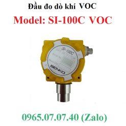 Đầu cảm biến đo giám sát khí VOC SI-100C Senko