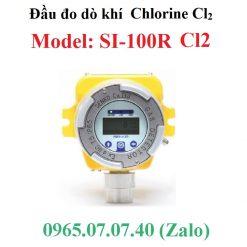 Đầu cảm biến đo giám sát khí Chlorine Cl2 SI-100R Senko