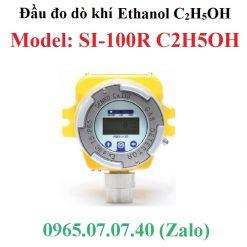Đầu cảm biến đo giám sát khí Ethanol C2H5OH SI-100R Senko