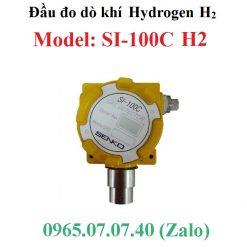 Đầu cảm biến đo giám sát khí Hydrogen H2 SI-100C Senko