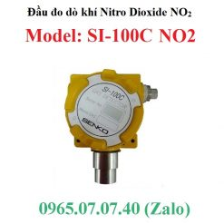 Đầu cảm biến đo giám sát khí Nitro Dioxide NO2 SI-100C Senko