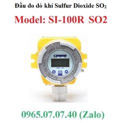 Đầu cảm biến đo giám sát khí Sulfur dioxide SO2 SI-100R Senko