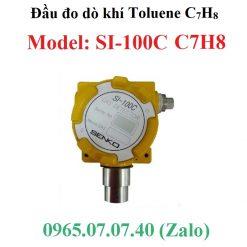 Đầu cảm biến đo giám sát khí Toluene C7H8 SI-100C Senko