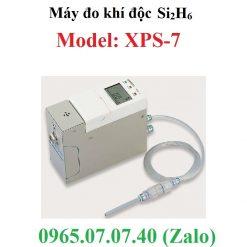 Máy đo dò khí độc Disilane Si2H6 XPS-7 Cosmos