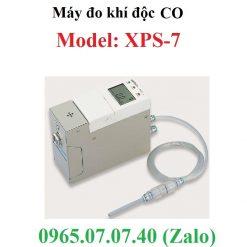 Máy đo dò khí độc Carbon Monoxide CO XPS-7 Cosmos