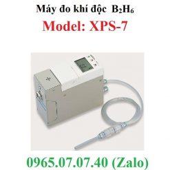 Máy đo dò khí độc Diborane B2H6 XPS-7 Cosmos
