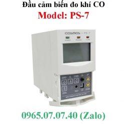 Đầu cảm biến đo khí độc Cacbon monoxit CO PS-7 Cosmos