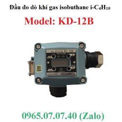 Đầu đo dò gas khí isobuthane i-C4H10 KD-12B Cosmos