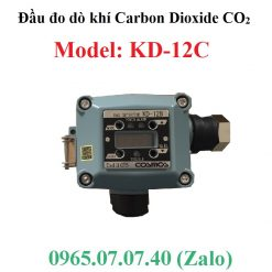 Đầu đo dò khí Carbon Dioxide CO2 KD-12C Cosmos