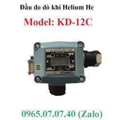 Đầu đo dò khí Helium He KD-12C Cosmos