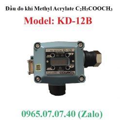 Đầu đo dò khí gas Methyl Acrylate C2H5COOCH3 KD-12B Cosmos