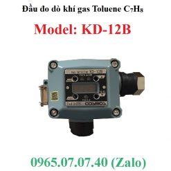 Đầu đo dò khí gas Toluene C7H8 KD-12B Cosmos